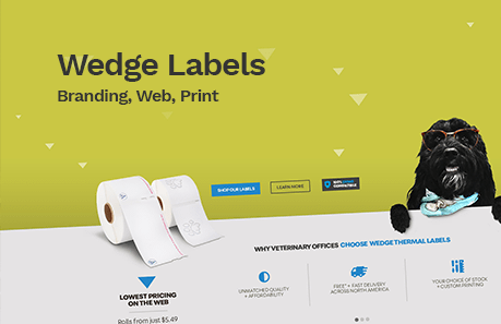 Wedge Labels